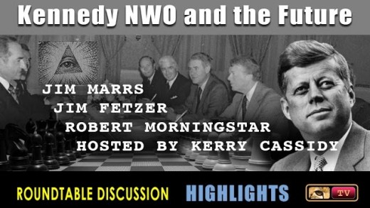 KENNEDY,  THE NWO AND THE FUTURE  –  HIGHLIGHTS  (TRAILER)