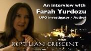 PROJECT CAMELOT:  FARAH YURDOZU :  REPTILIAN CRESCENT