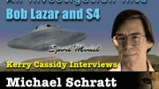 INTERVIEW WITH MICHAEL SCHRATT:  AN INVESTIGATION INTO BOB LAZAR & S4 AT 7PM PT TONIGHT