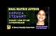 PROJECT CAMELOT:  THE REAL AUTHOR OF THE MATRIX – SOPHIA STEWART