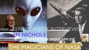 PROJECT CAMELOT:  JIM NICHOLS : MAGICIANS OF NASA