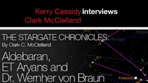 PROJECT CAMELOT: CLARK McCLELLAND :  von Braun & Aldebaran
