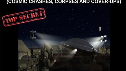 PROJECT CAMELOT :  Michael Schratt : CRASH RETRIEVALS OF THE 3RD KIND