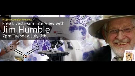 PROJECT CAMELOT:  JIM HUMBLE:   CURING MALARIA