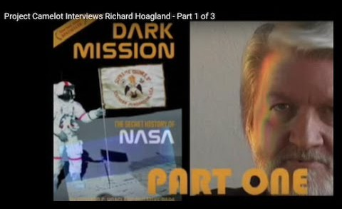 Project Camelot Interviews Richard Hoagland – Part 1 of 3