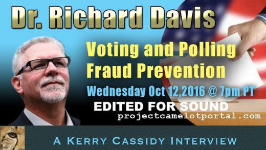 POLLMOLE – VOTING & POLLING PROTECTION SOFTWARE – RICHARD DAVIS, MD.