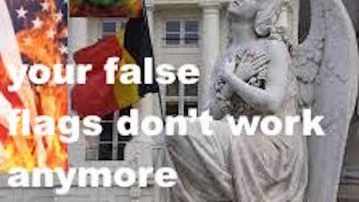 Merkel Announcement and Simon Parkes Alert re Possible False Flags